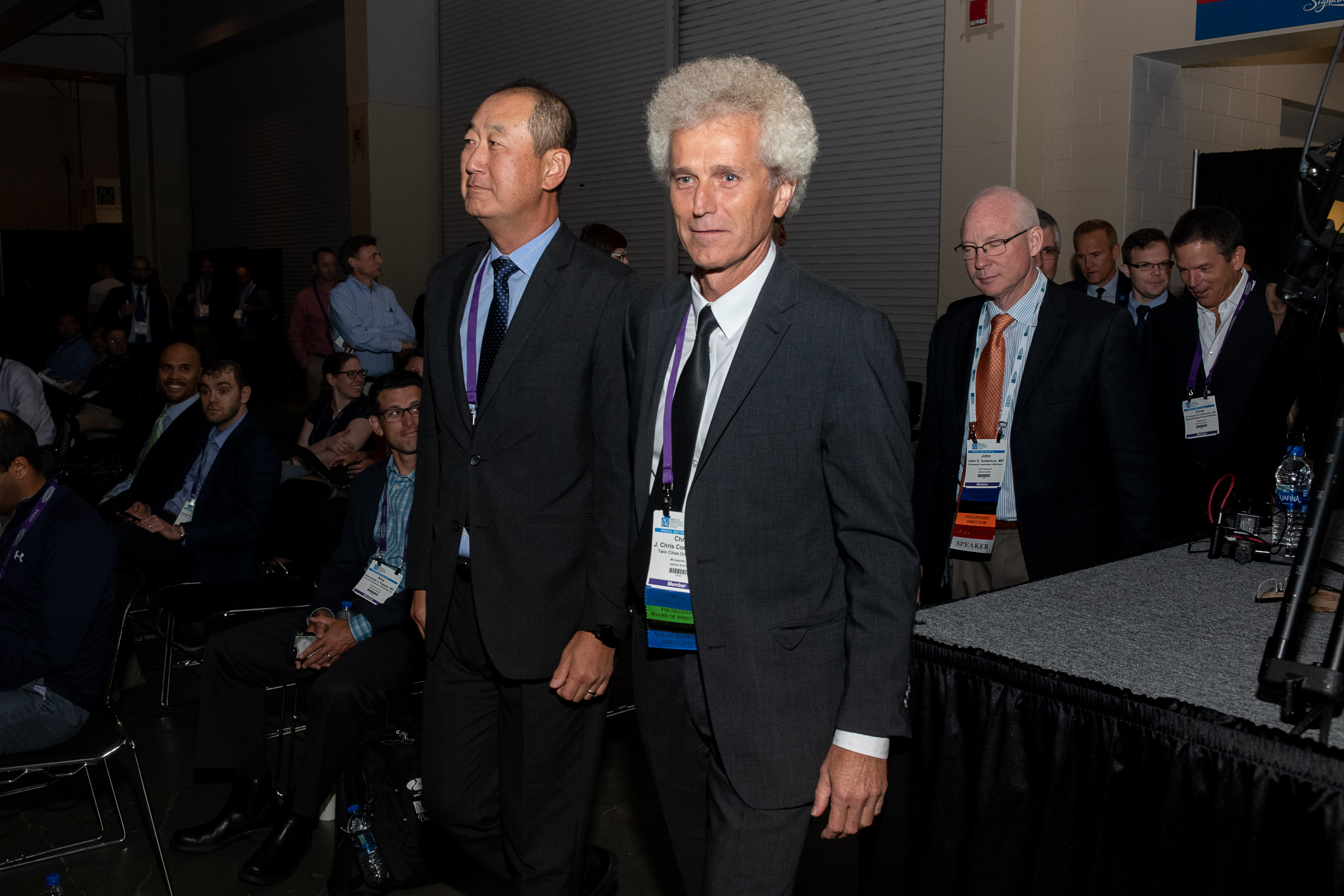 Thomas H. Lee MD and J. Chris Coetzee, MD
