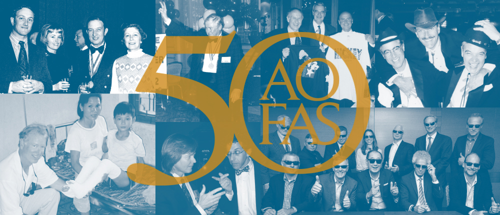 Register for AOFAS Annual Meeting