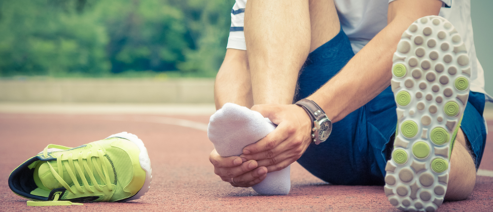 Getting Athletes Back on Their Feet